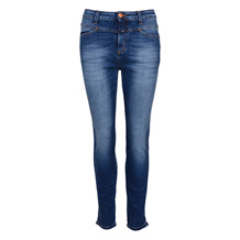 CLOSED SKINNY PUSHER D.BLUE