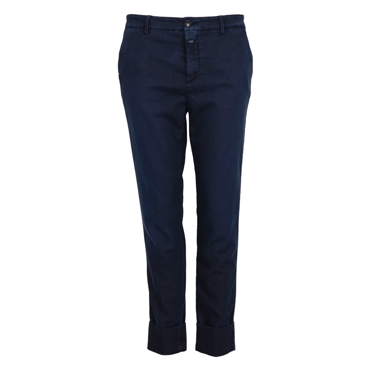 CLOSED STEWART PANT NAVY