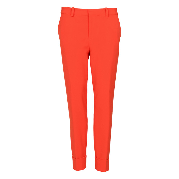 CLOSED STEWART PANT ORANGE