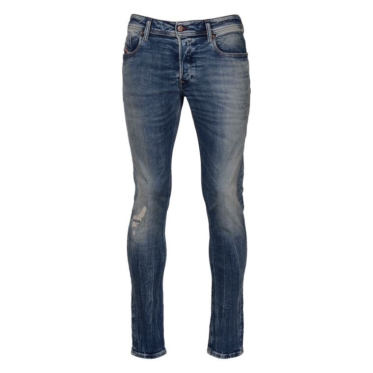 DIESEL SLEENKER 01 WASHED BLUE
