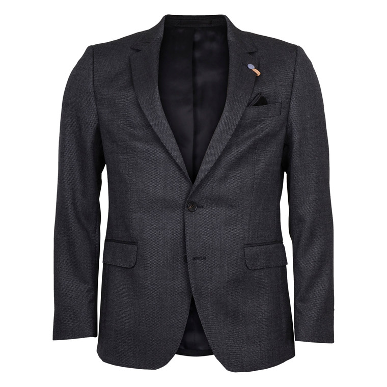 DUFFEL & RUMS OFFICINA WOOL BLAZER
