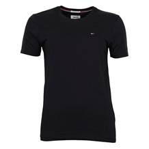 Hilfiger Denim BASIC CN SS TEE-BLACK