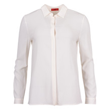HUGO BOSS EVELLIA SHIRT SILK