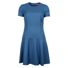 HUGO BOSS KIRIL WOOL DRESS