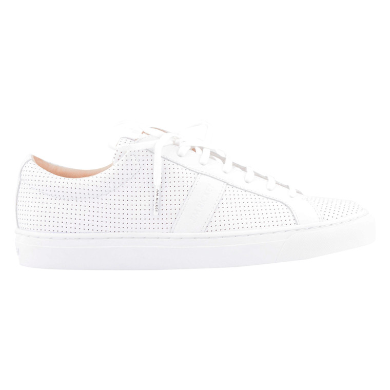 JIM RICKEY ACE LO SNEAKER-WHITE