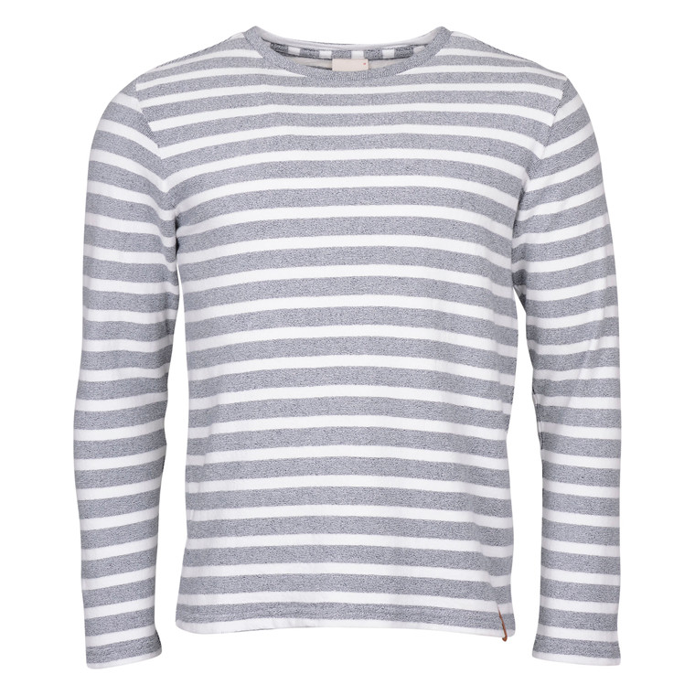 Knowledge Cotton Apparel LONG SLEEVE STRIPE TEE