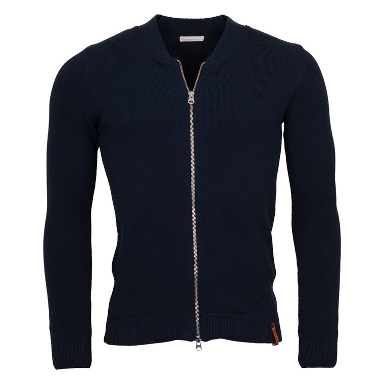 Knowledge Cotton Apparel PIQUE KNITTED CARDIGAN