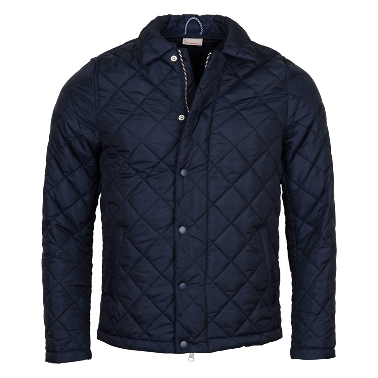 Knowledge Cotton Apparel QUILTED JACKET