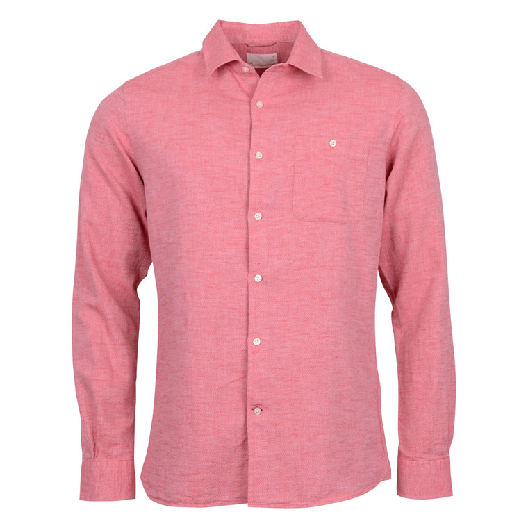 Knowledge Cotton Apparel STRUCTURED SHIRT