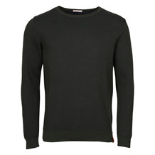 Knowledge Cotton Apparel TWO TONED KNIT 1090