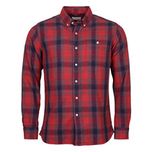 Knowledge Cotton Apparel YARNDYED CHECK SHIRT