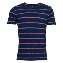 Knowledge Cotton Apparel YARNDYED S. INDIGO T.