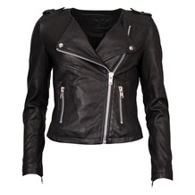 MDK OLIVIA LEATHER JACKET