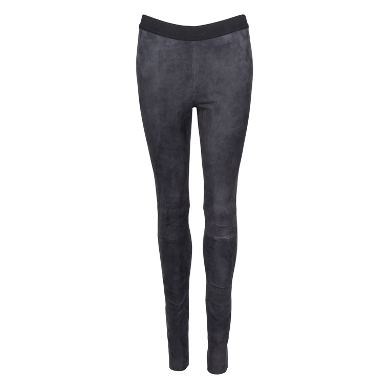 MDK SUEDE LEGGING GREY
