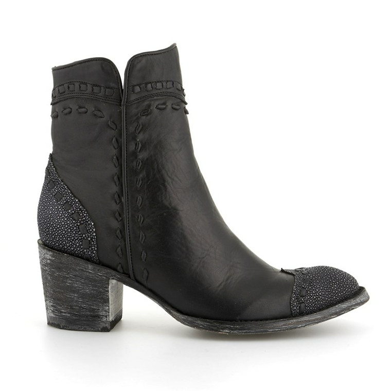 Mexicana CRITHIER TOE BLACK