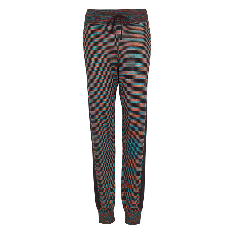MISSONI ITALY KNIT PANT MIX