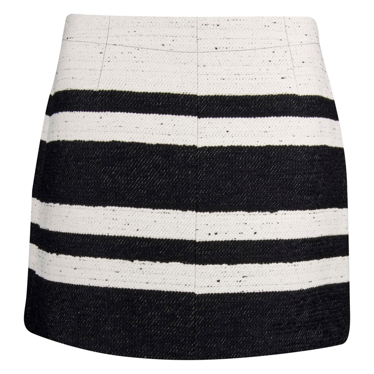 MAISON SCOTCH 60'S INSPIRED SKIRT