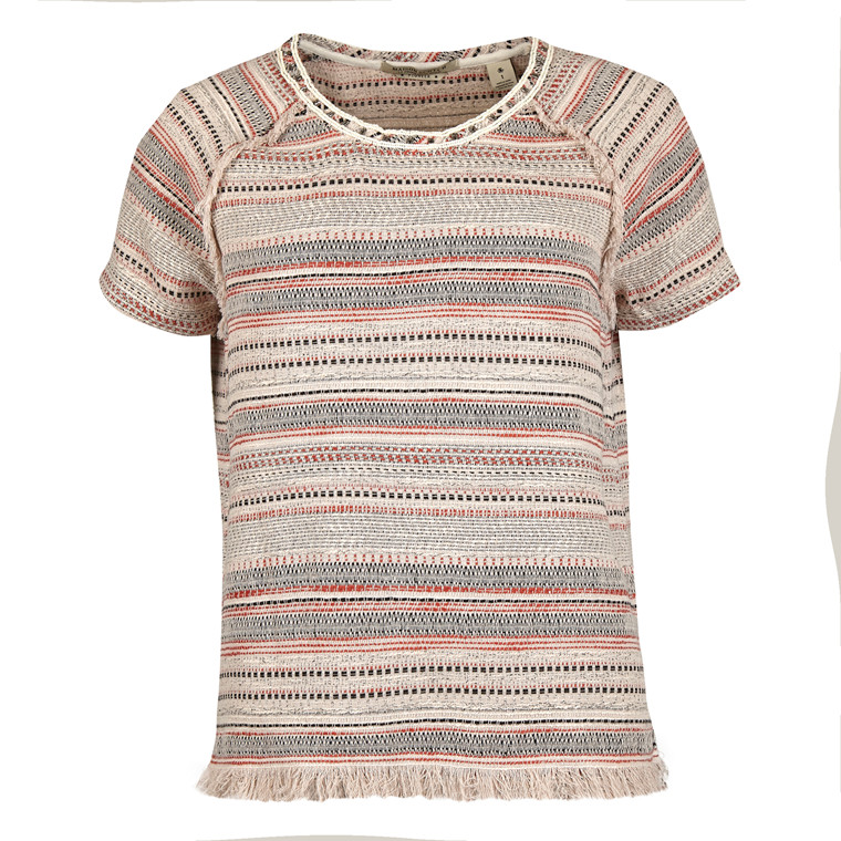 MAISON SCOTCH Woven drapey top