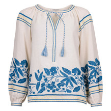 MAISON SCOTCH BOHO COTTON W. EMP