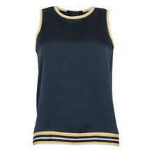 MAISON SCOTCH CREW SLEEVELESS TOP