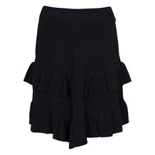 MAISON SCOTCH KNITTED MINI SKIRT