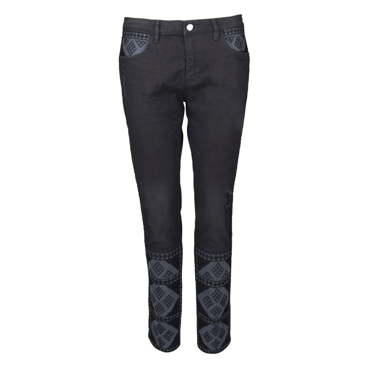 MAISON SCOTCH PETIT AMI FIT PANT