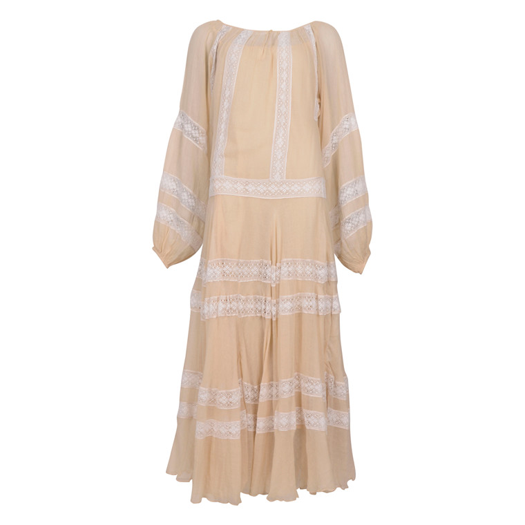 Mes Demoiselles IMAN DRESS BEIGE