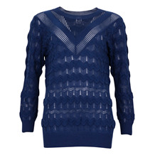 MISSONI ITALY KNIT BEAUTIFUL BLUE