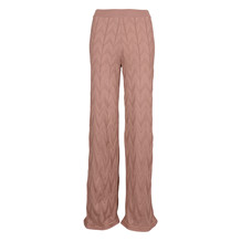 MISSONI ITALY KNIT TROUSERS D.POUDER