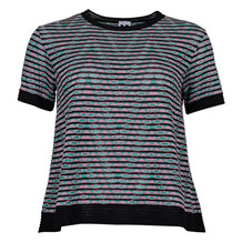 MISSONI ITALY ROSEGREEN BLOUSE