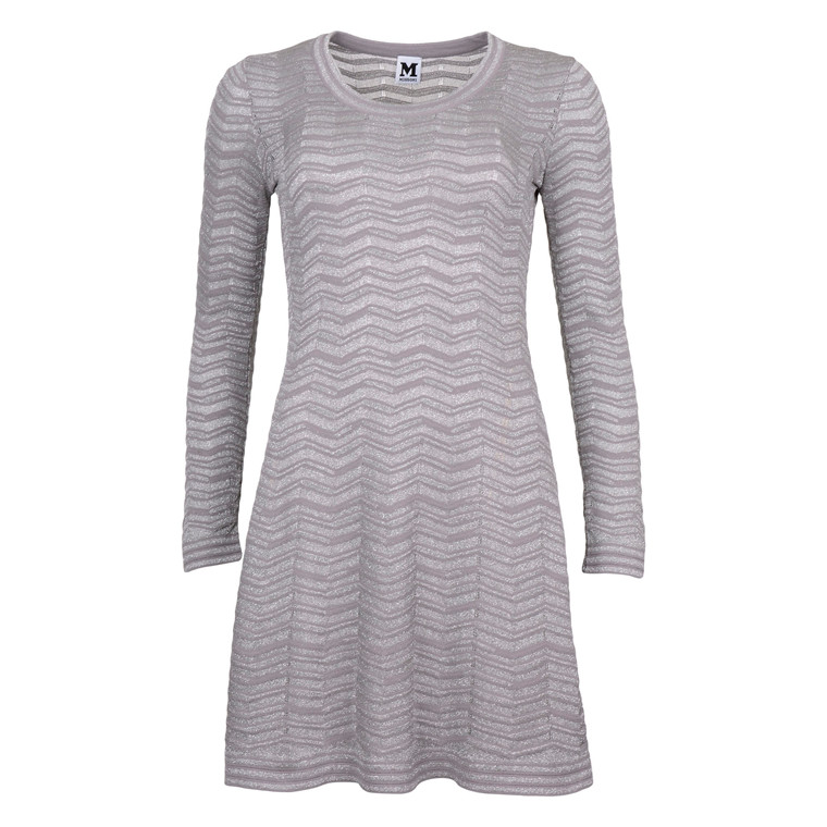 MISSONI ITALY SILVER DRESS