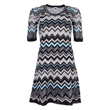 MISSONI ITALY ZIG ZACCO DRESS