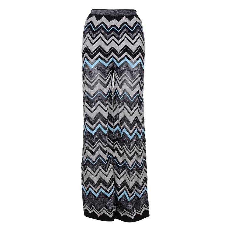 MISSONI ITALY ZIGZAG TROUSERS