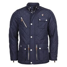 MORRIS YORKSHIRE JACKET-NAVY