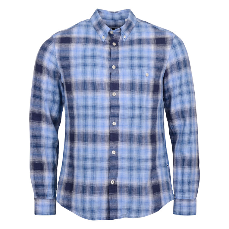 NN07 NEW DEREK 5994 CHECK SHIRT