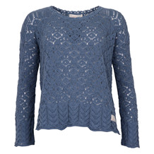 ODD MOLLY MOLLYWOOD SWEATER BLUE