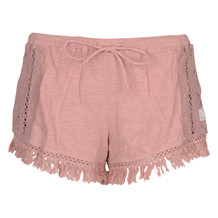 ODD MOLLY SURF SHACK SHORTS ROSE