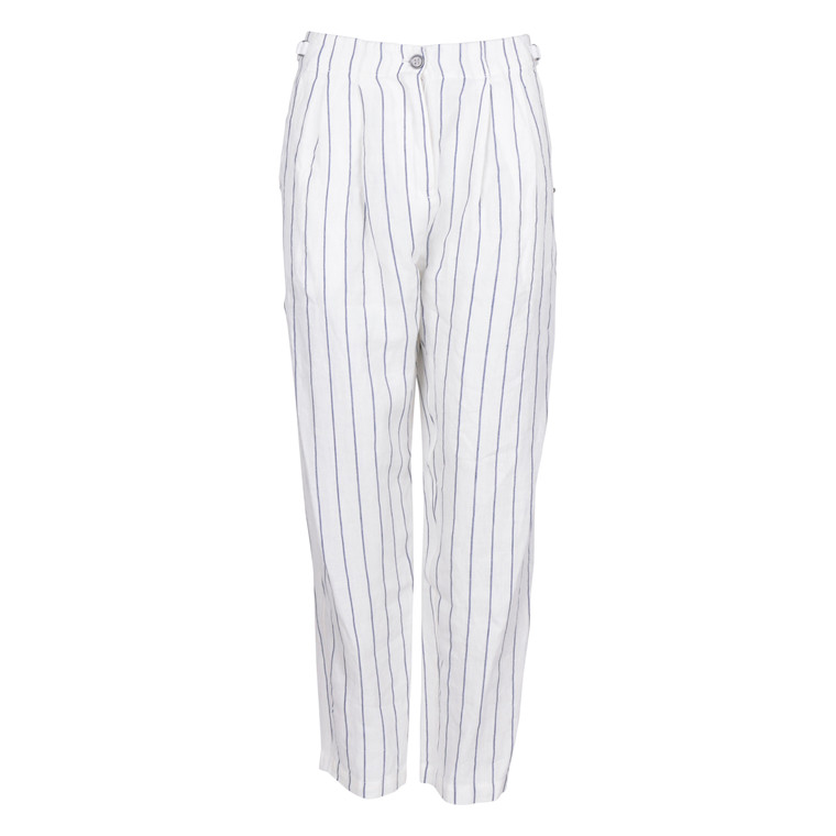 Ottodame LINEN TROUSERS