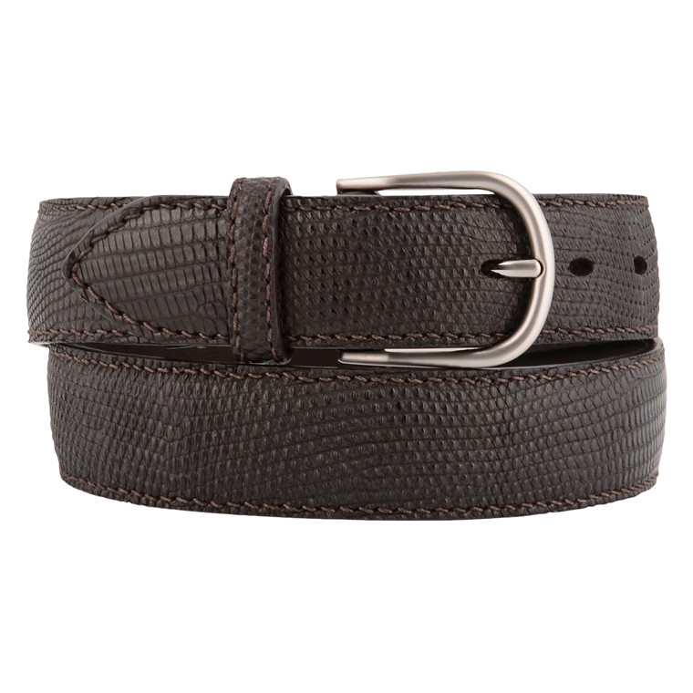 Paolo Vitale BROWN VARANO BELT