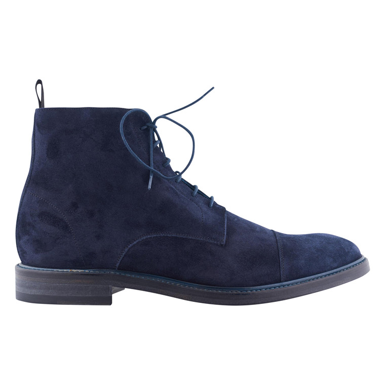 Paul Smith JARMAN DARK NAVY SUEDE