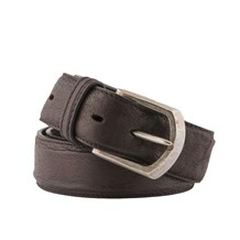 PAOLO VITALE BUFFALO LEATHER BROWN