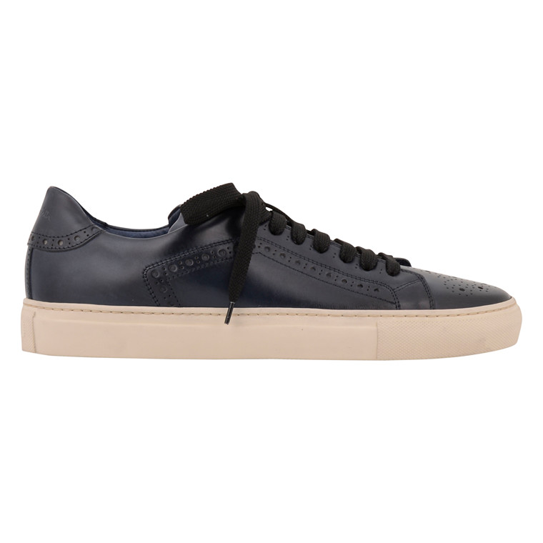 Paul Smith WOOSTER NAVY BROGUE SNEAKER