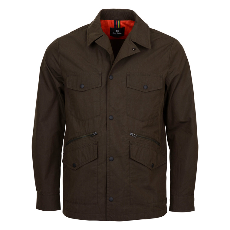 Paul Smith WORK WEAR GREEN JACKET