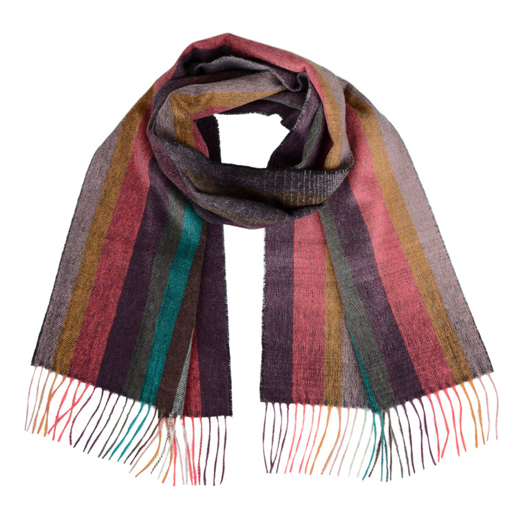 Paul Smith ARTIST GRADUATION CASHMERSCARF