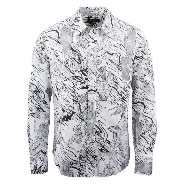 Paul Smith CARTOON SHIRT