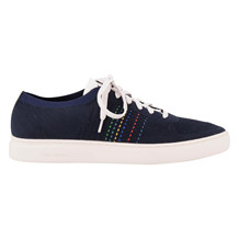 Paul Smith DOYLE NAVY MESH SNEAKER