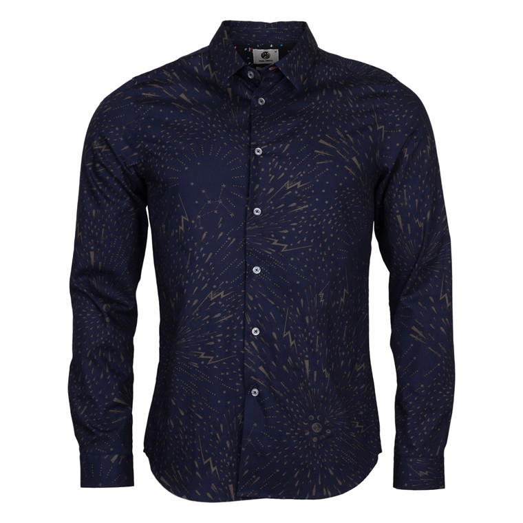 Paul Smith EXPLOSIVE PRINT SHIRT