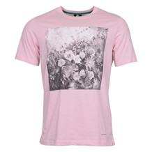 Paul Smith FLOWERS PRINT T-SHIRT
