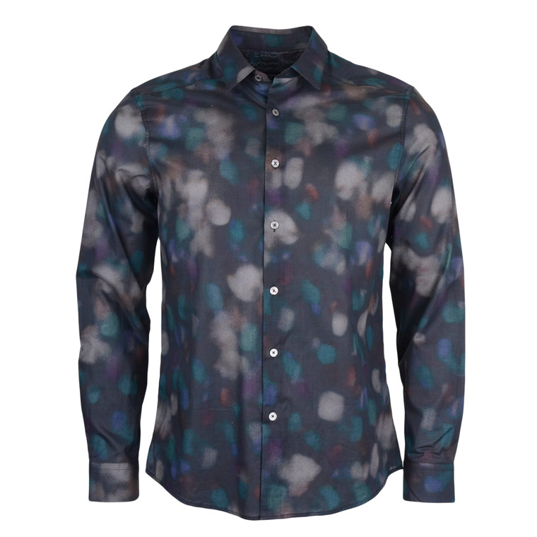 Paul Smith GENTS SLIM PRINT SHIRT