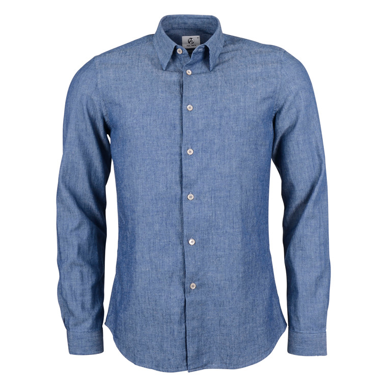 Paul Smith LINEN SLIMFIT SHIRT